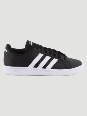 Tennis Adidas GRAND COURT BASE noir homme