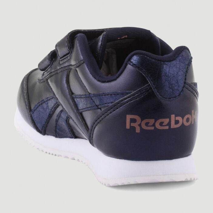 Runnings Reebok CLJOG garçon bleu marine