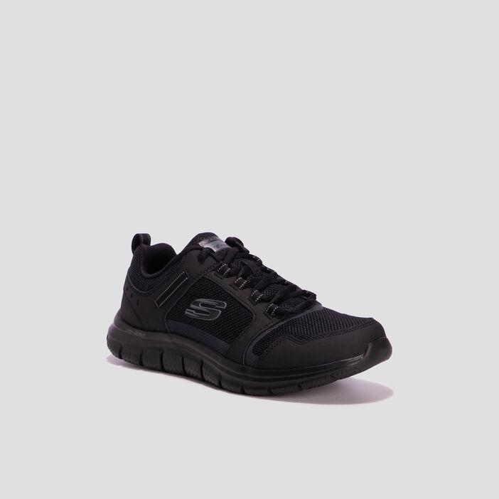 Baskets running Skechers homme noir