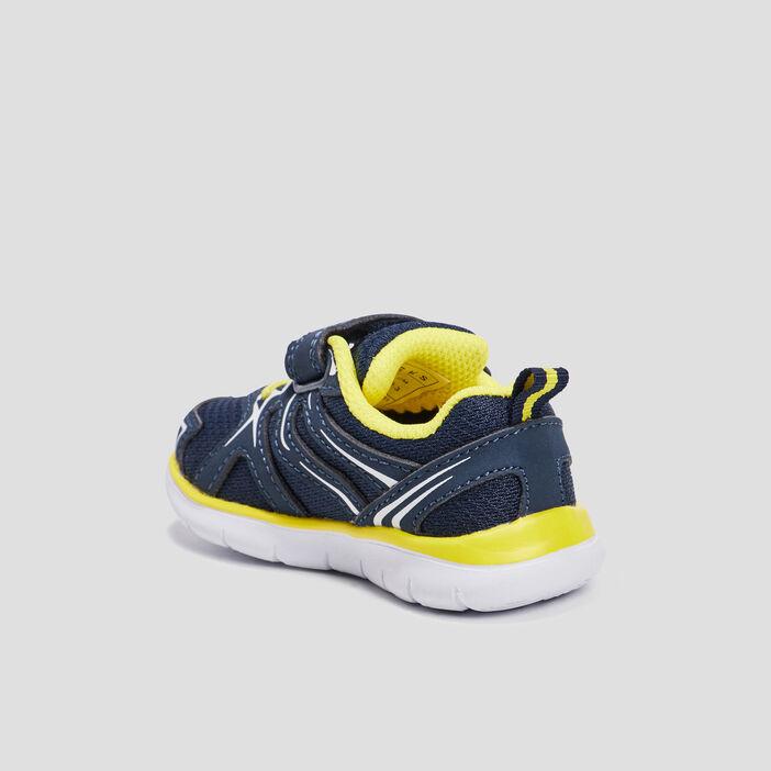 Baskets running Creeks bébé fille bleu