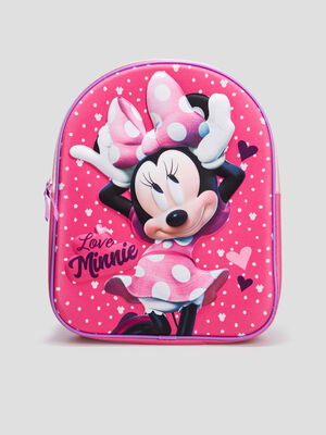 Sac a dos Minnie rose