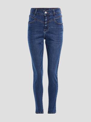 Jeans slim Mosquitos denim double stone femme