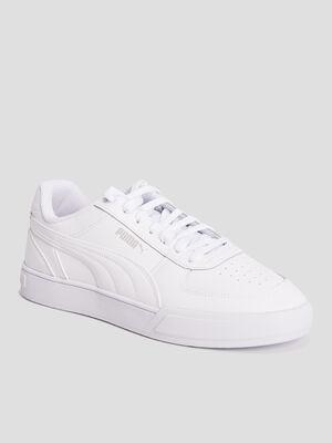Tennis Puma blanc homme