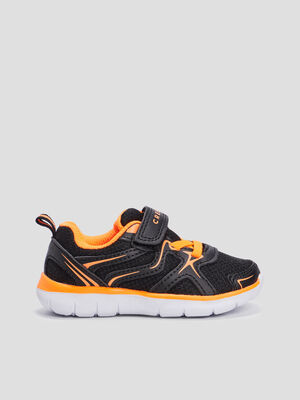 Baskets running Creeks noir mixte