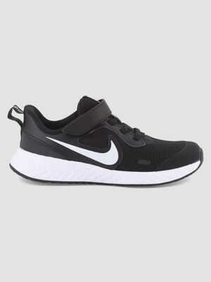 Runnings Nike REVOLUTION 5 bicolores noir garcon