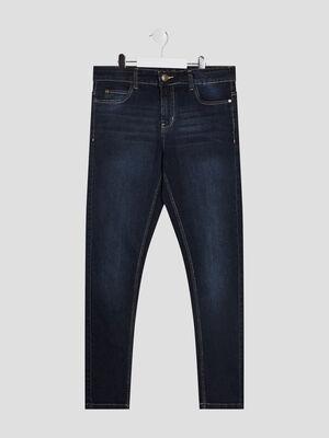 Jeans skinny denim double stone garcon