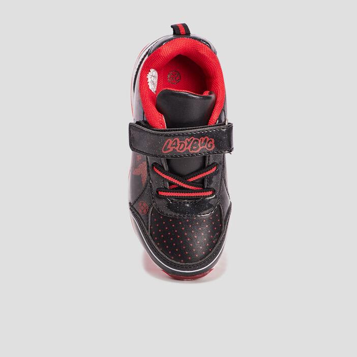 Runnings Miraculous Ladybug fille noir