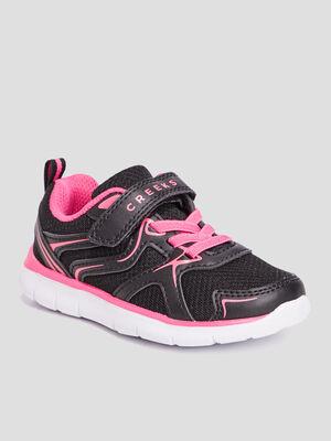 Baskets running Creeks noir fille