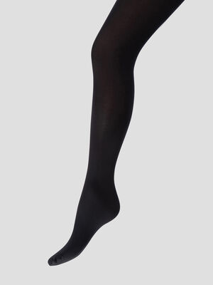 Lot 2 collants noir femme