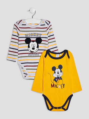 Body Mickey multicolore mixte