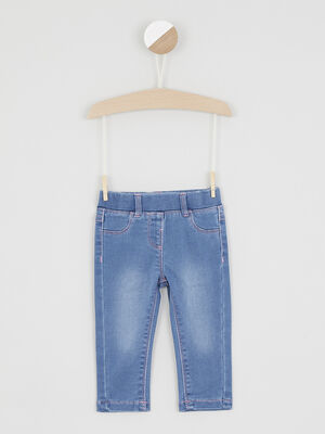 Jegging a poches denim double stone bebef
