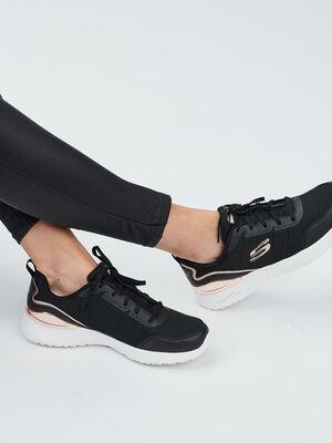 Runnings Skechers noir femme