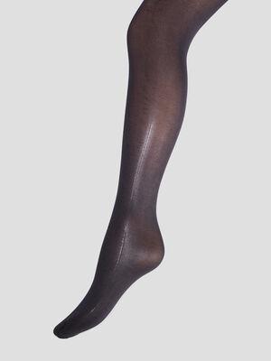 Collants noir fille