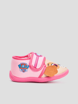 Chaussons Paw Patrol rose fille