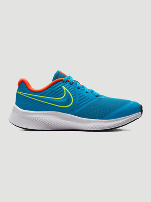 Runnings Nike bleu fille