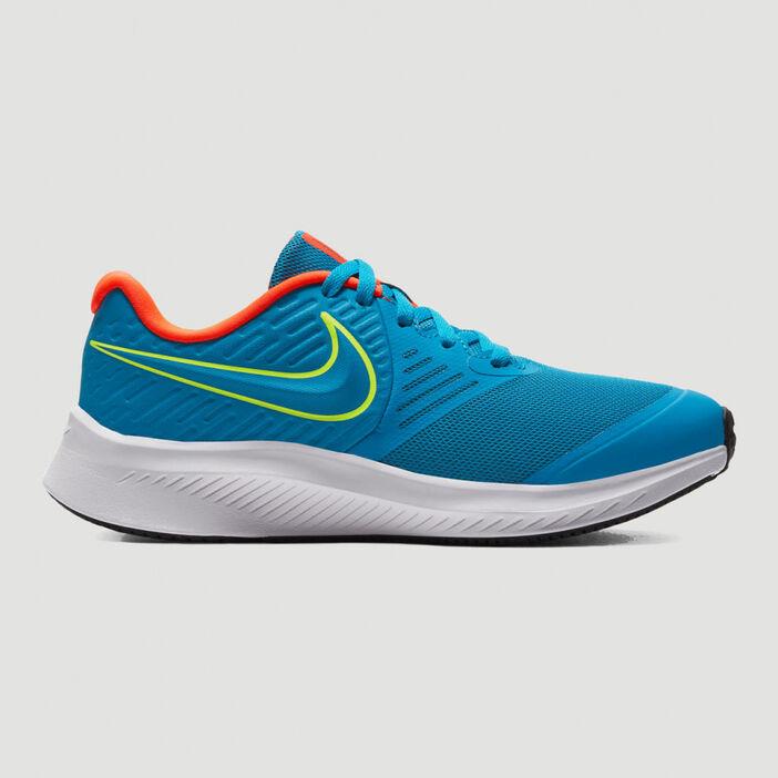 Runnings Nike fille bleu