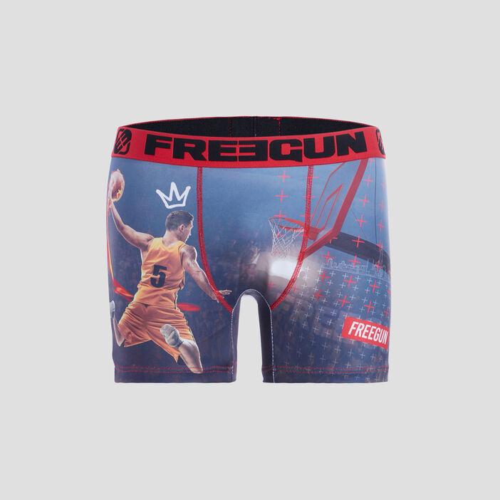 Boxer Freegun homme rouge