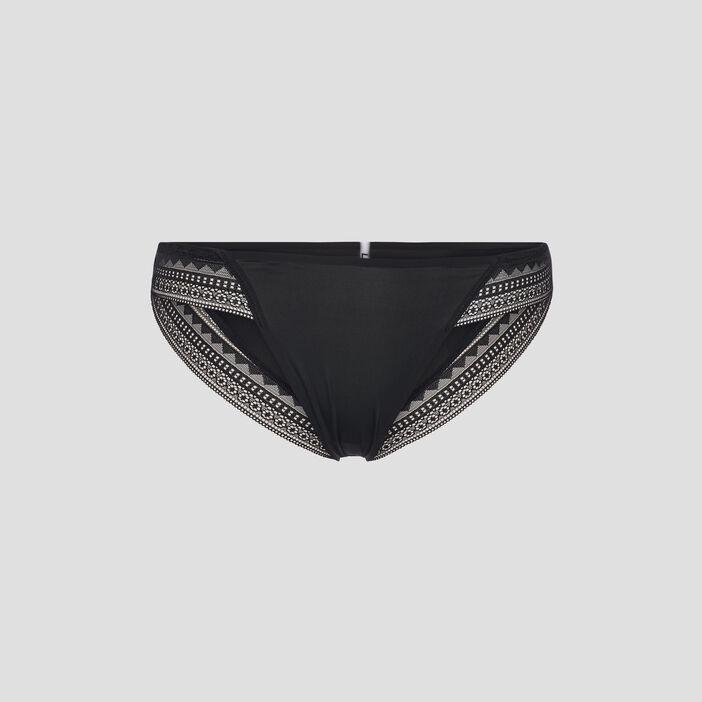 Culotte femme noir