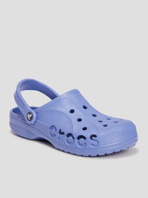 Sabots Crocs bleu femme
