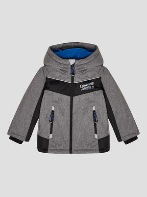 Blouson veste gris garcon