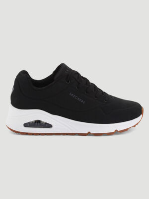 Runnings Skechers Uno Stand On Air noir femme