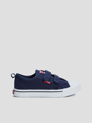 Baskets tennis Levis bleu garcon