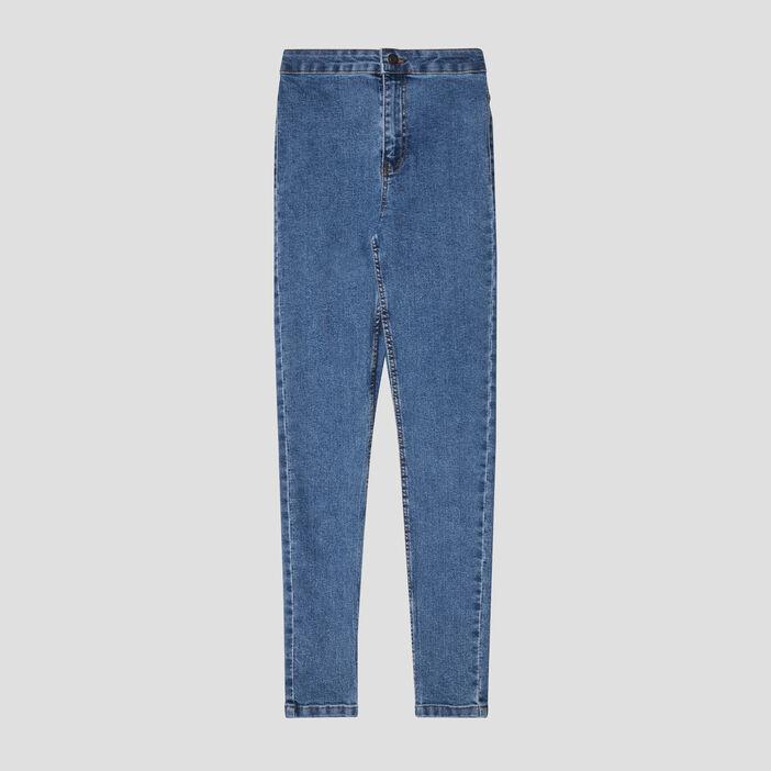 Jeans skinny fille denim stone