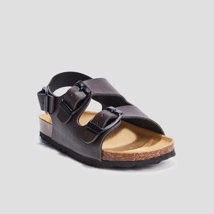 Sandales Trappeur garçon marron