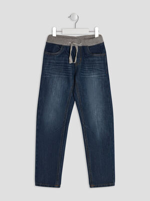 Jeans regular denim stone garcon
