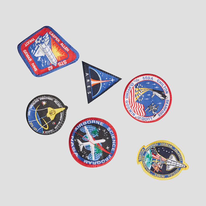 Sweat à capuche NASA garçon multicolore