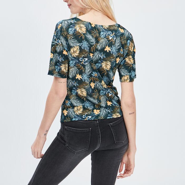 T-shirt Liberto femme multicolore