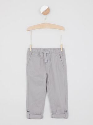 Pantalon gris garcon