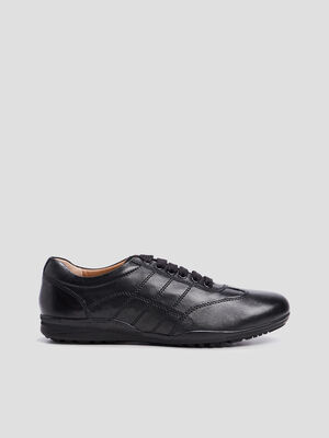 Baskets sneakers noir homme