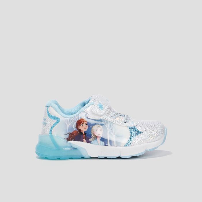 Runnings La Reine des neiges fille bleu