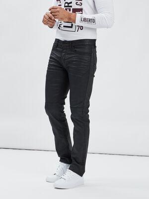 Jeans skinny Liberto denim noir homme