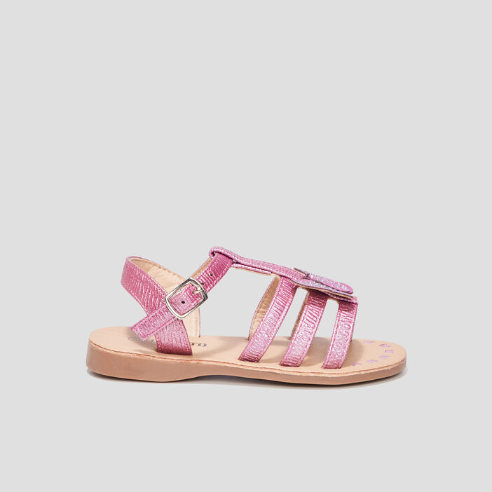 Sandales Liberto fille rose