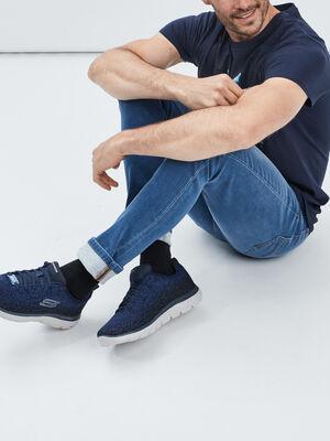 Runnings Skechers bleu homme