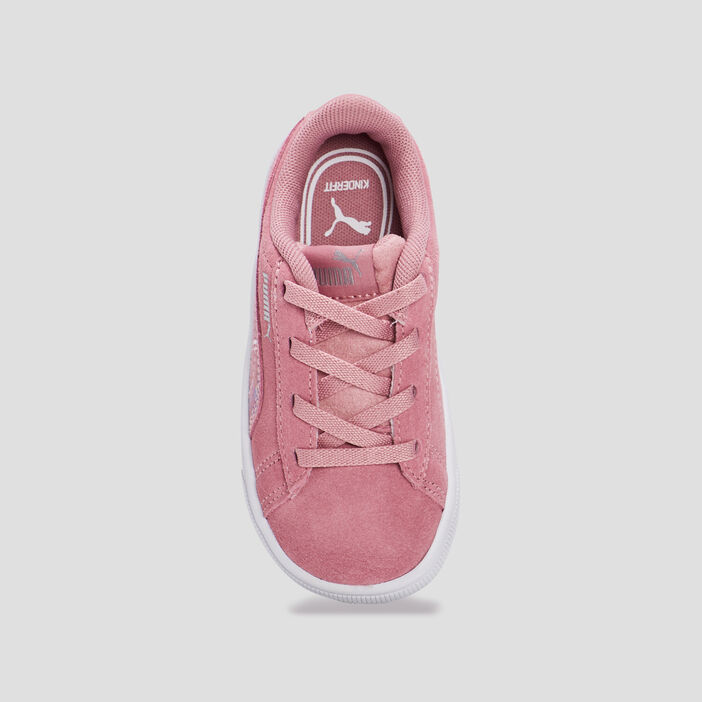 Baskets plates Puma bébé fille rose