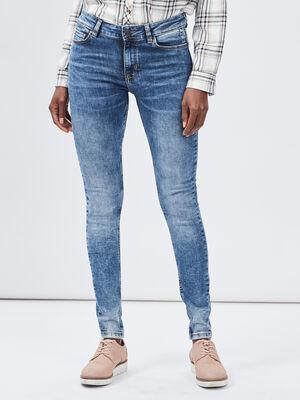 Jeans skinny delave Creeks denim double stone femme