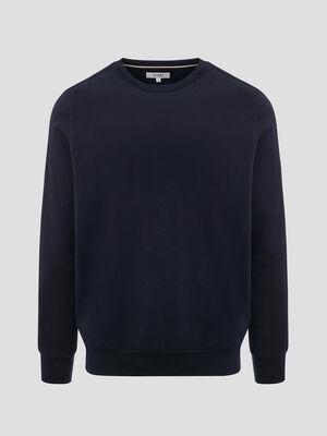 Sweatshirt ecru homme