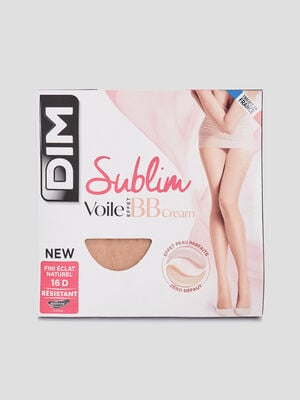 Collants DIM ivoire