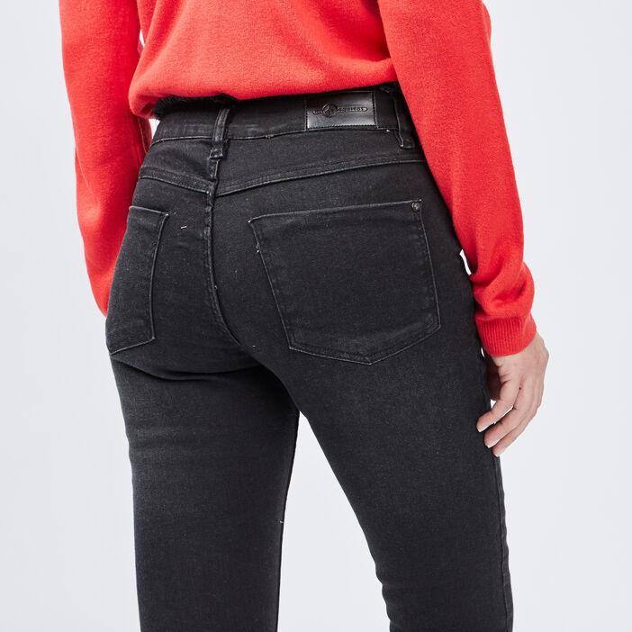Jeans skinny Mosquitos femme noir