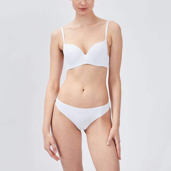 Soutien-gorge ampliforme femme blanc