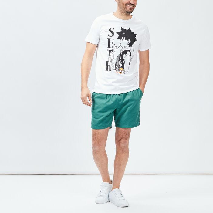 T-shirt Radiant homme blanc