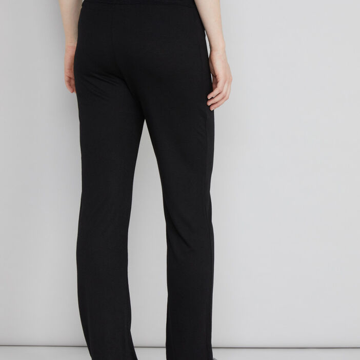 Pyjama coordonnable femme noir