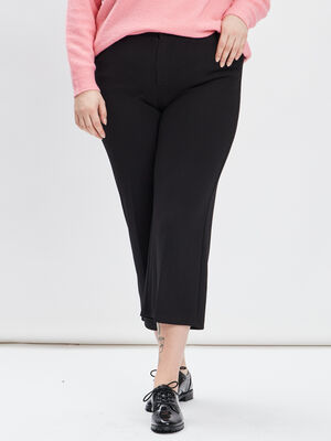 Pantalon droit 78eme noir femmegt