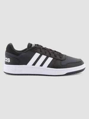 Tennis Adidas HOOPS noir homme