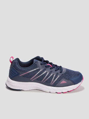 Runnings bleu femme