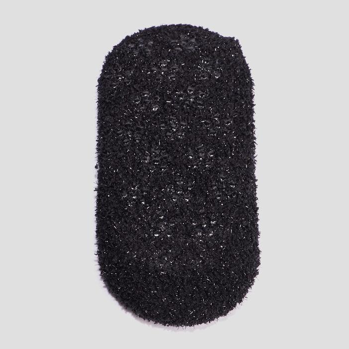 Chaussettes d'intérieur femme noir