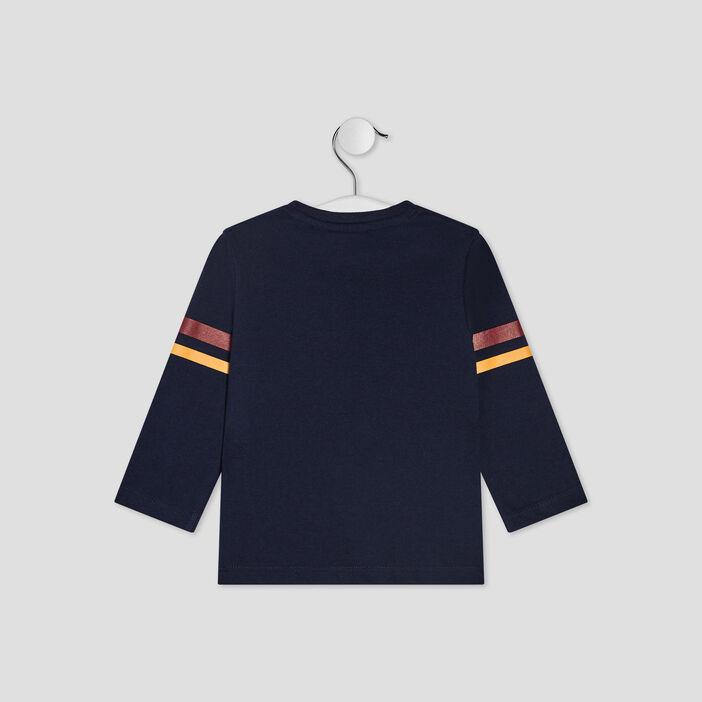 T-shirt Harry Potter bébé garçon bleu marine